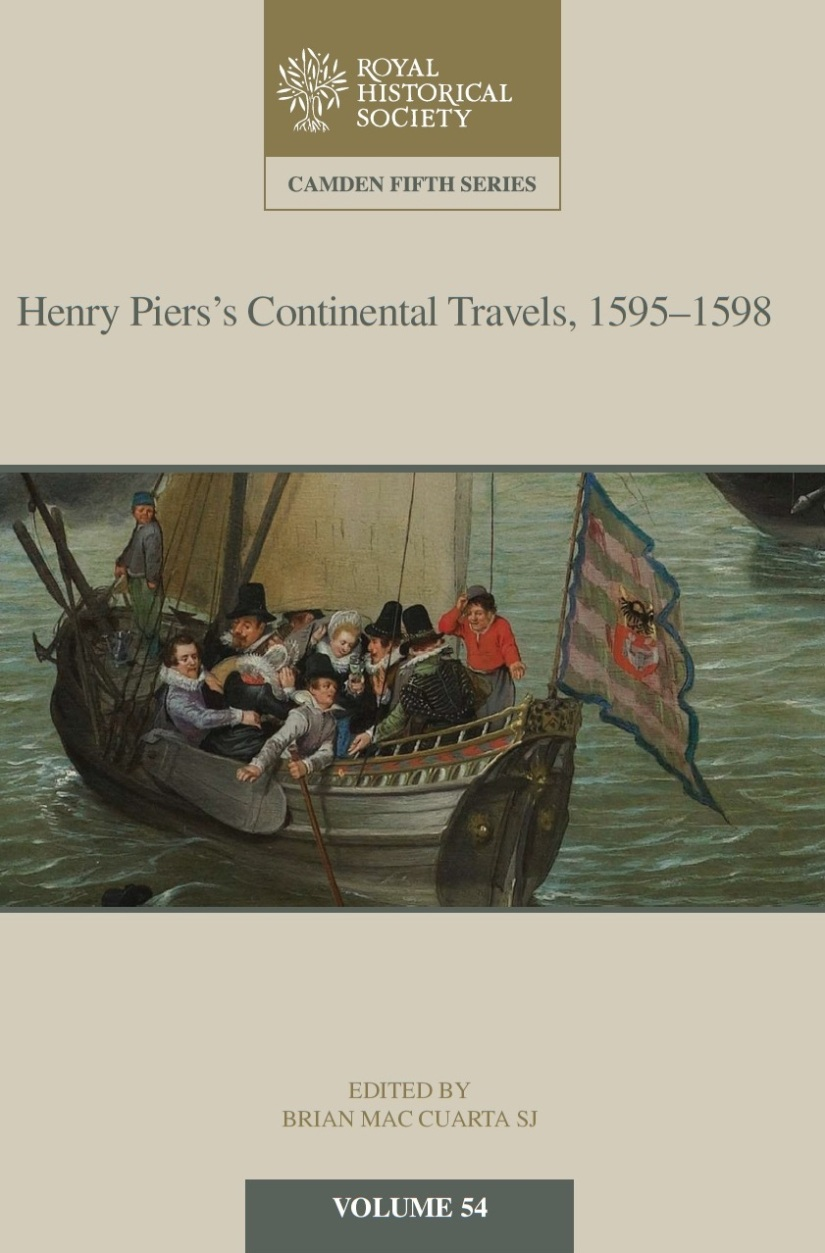 New Camden Volume on Henry Piers