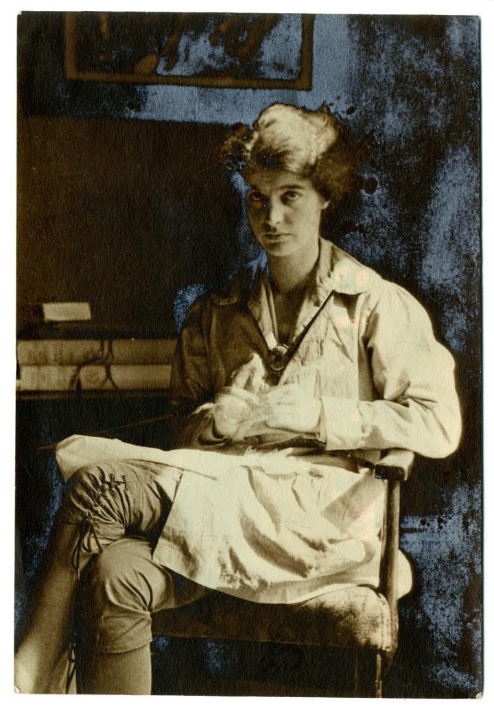 Rhoda Power c.1910s